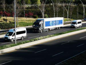 Uluslararası Kara yolu Ticari Yük Taşımacılığı
